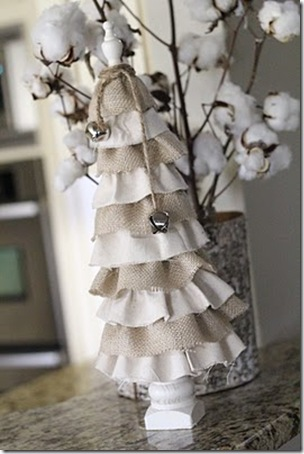 ruffle tree tutorial