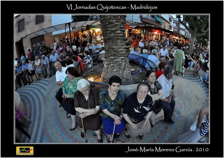 álbum de fotos Jornadas Quijotescas 2010