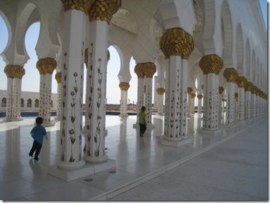 masjid column