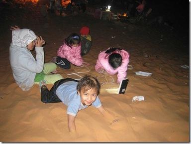 pasir naik kepala
