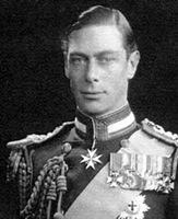 le vrai George VI