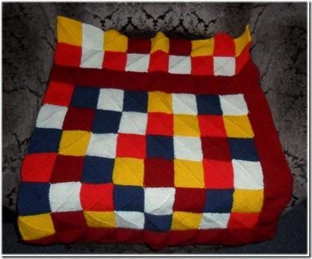 knee blanket