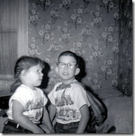 Bonny and Bryan - New Jersey T-Shirts - 1967