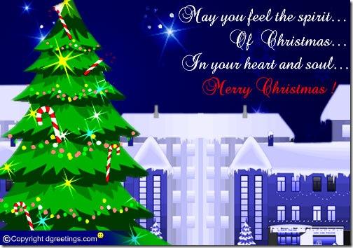 Merry Christmas-2009
