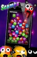 Screenshot of SCAMPS - addictive puzzle game