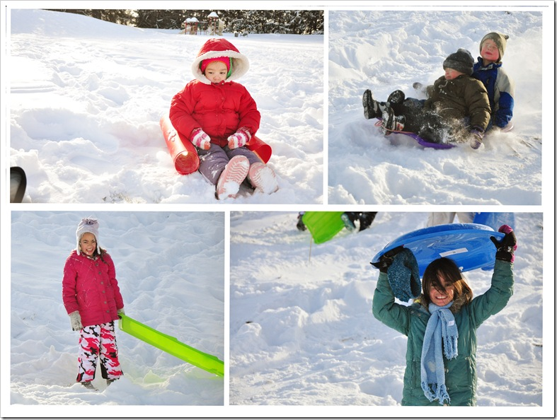 snow collage2