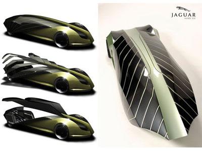 Jaguar Mark