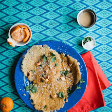 Brown Rice Appams