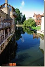 Peisaj Cambridge