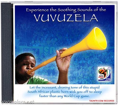 VuvuzelaCD