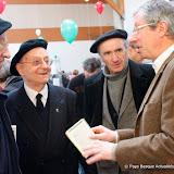 Jean Michel Garat(D)président du Biltzar des écrivains de Sare