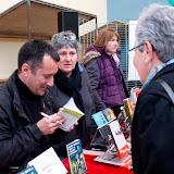 Gabi Mouesca signait son dernier livre chez Eki