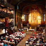 L'église de Cambo