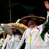 Les mexicains grand vainqueurs  des derniers championnats