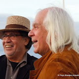 Le festival est fait de rencontres, Luis Sepulveda et Atahualpa Lichy