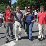 Herri Urrats aussi pour  les représentants de BILDU le tout nouveau parti du paysage politique d'Euskadi