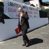 Georges Labazée, président du Conseil Général, a promis...