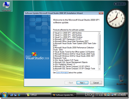 step7-install-VS2008-SP1-