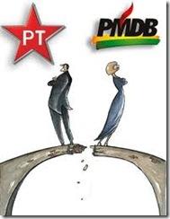PT x PMDB