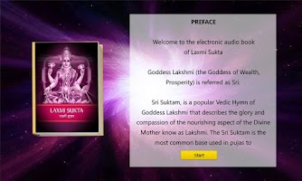 Screenshot of SanskritEABook-Lakshmi Sukta