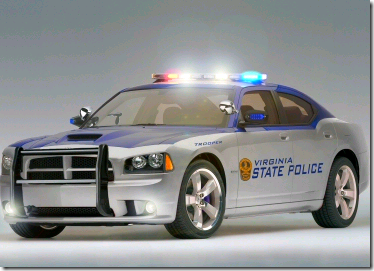 Dodge Charger Police Package