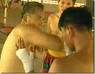 Muay Thai Elbow