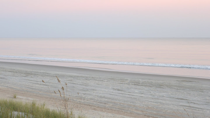 beach and ocean - Ocean Oaks in Emerald Isle North Carolina an oceanside subdivision