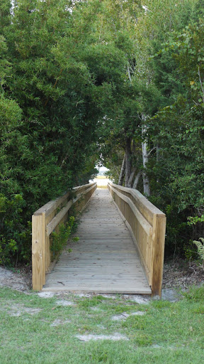 walkway - Cape Emerald a gated subdivision in Emerald Isle North Carolina