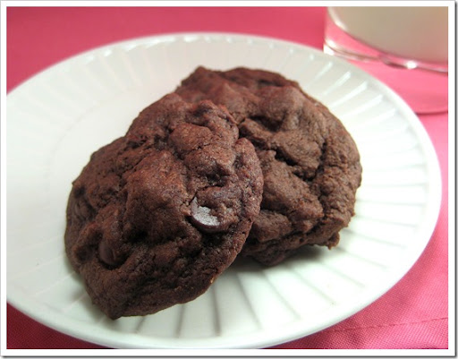 learned that recipes are fun to play around with. Double Chocolate chip