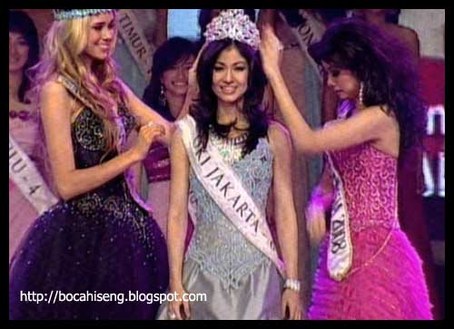 Pemenang Miss Indonesia 2009