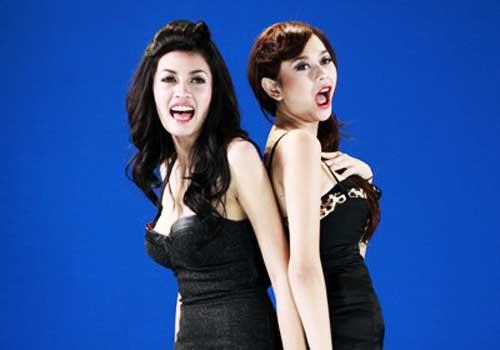 Aura Kasih Photo Pic : aura kasih duet Aliya Sachi