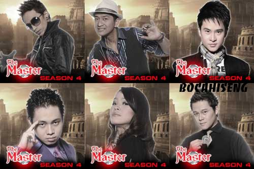 kandidat the master season 4