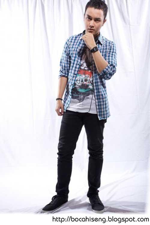 Dimas Aditya - Pemeran Satria di angel's Diary