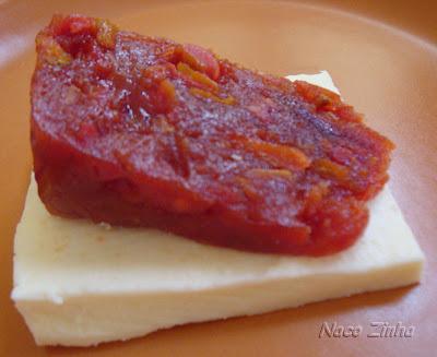 Romeu e Julieta (queijo com goiabada)