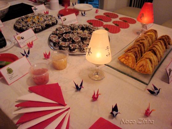 Festa japonesa da Sil