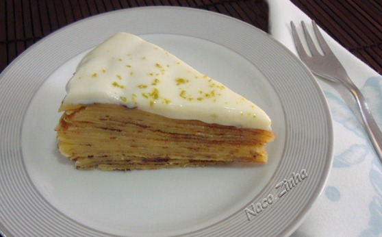 Meyer Lemon Crepe Cake Recipe — Dishmaps