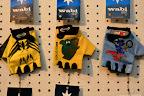 Duży wybór rękawiczek firmy Wabi Sport, naprawdę przyzwoicie wyglądały i miały rozsądne ceny.