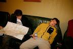 Maciek bardzo zainteresowany planowaniem trasy ;-)