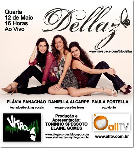 DELLAZ 2 - Vitrola (allTV) - 12-5-2010