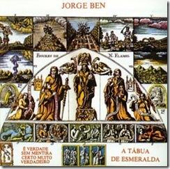 JORGE BEN - Tábua de Esmeralda