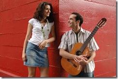 PAULA MIRHAN e WAGNER BARBOSA