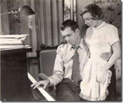 JAMES STEWART e JUNE ALLYSON
