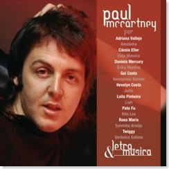 PAUL McCARTNEY Letra e Música