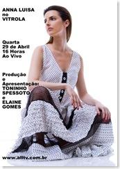 ANNA LUISA - Vitrola (allTV) - 29-4-2009