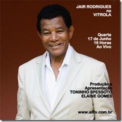 JAIR RODRIGUES - Vitrola (allTV) - 17-6-2009