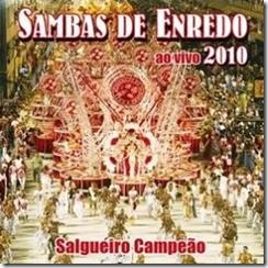 SAMBAS DE ENREDO 2010