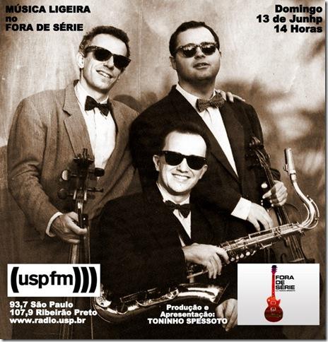MÚSICA LIGEIRA - Fora de Série (USP FM) - 13-6-2010