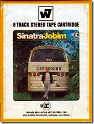 FRANK SINATRA - Sinatra-Jobim 8 Pistas