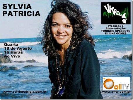 SYLVIA PATRICIA - Vitrola (allTV) - 18-8-2010