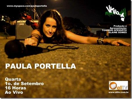PAULA PORTELLA - Vitrola - 1-9-2010